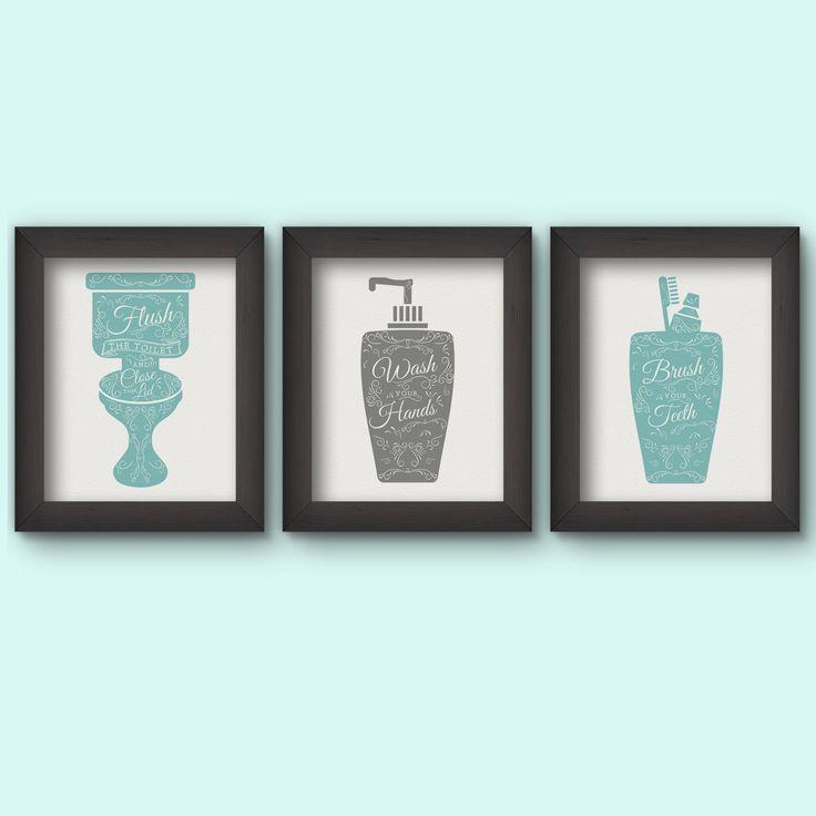 imprimibles de cuarto de baño normas de baño baño para