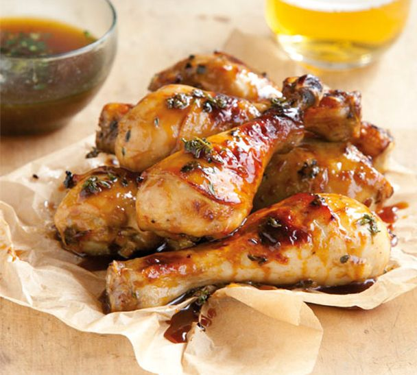 This week's Recipe of the Week for Bee Aware Month is Sticky Honey Mustard Drumsticks - get the recipe here http://www.annabel-langbein.com/recipes/sticky-honey-mustard-drumsticks/632/