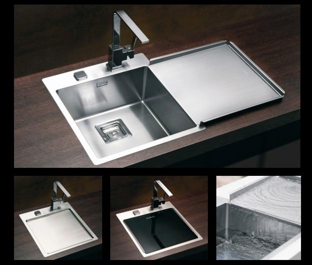 alveus monarch quadrix 30 anthracite flushslimundermount sink. beautiful ideas. Home Design Ideas
