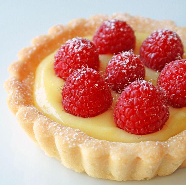 Recipes, Lemon Curd Shortbread Tartlet Recipe, Food Recipes, Food Network Recipes
