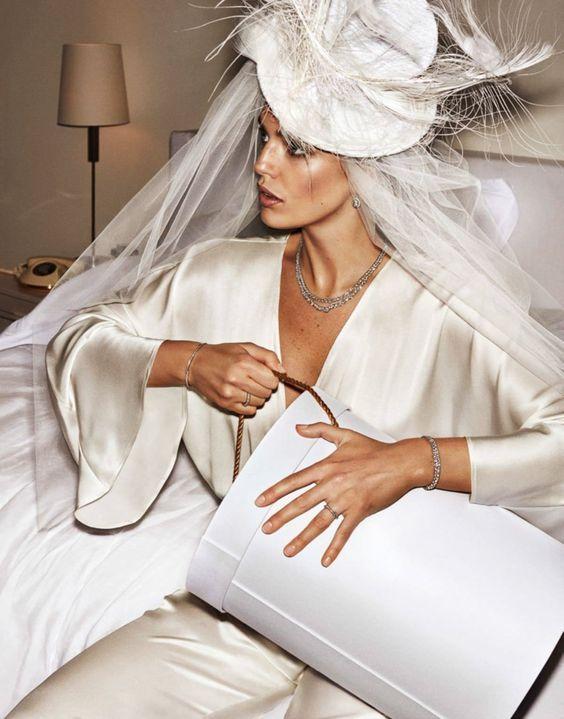 'Belle Du Jour' - Vogue Paris May 2017