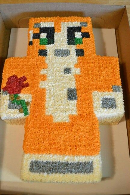 Stampy the cat