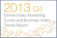 """Online Video is working and businesses which are using are happy with it. My only advise can be: """"take care on the quality of your videos, because it shows your brands quality!"""""""