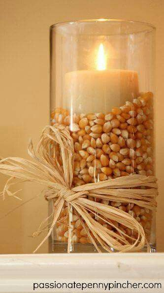 Cute fall decoration