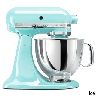 Kitchenaid Ksm150 5 Quart Stand Mixer With Beater Blade E Set Whisk
