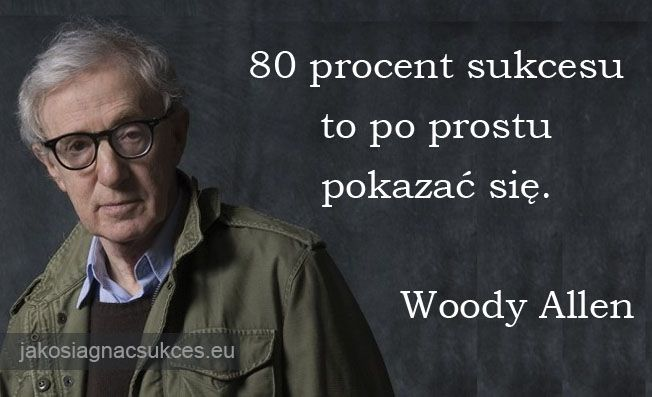 #WoodyAllen #cytat