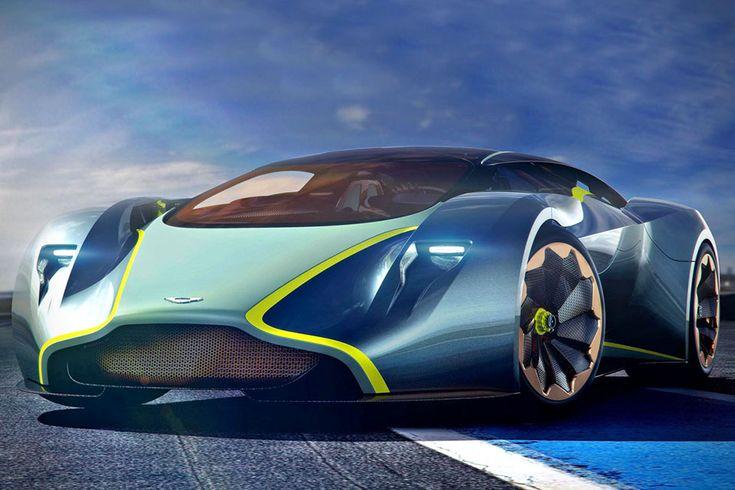 Aston Martin DP-100 Vision Gran Turismo Concept 1