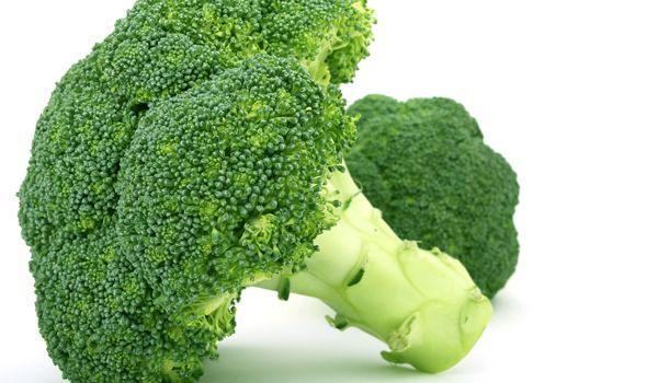 Broccoli for radiation poisoning