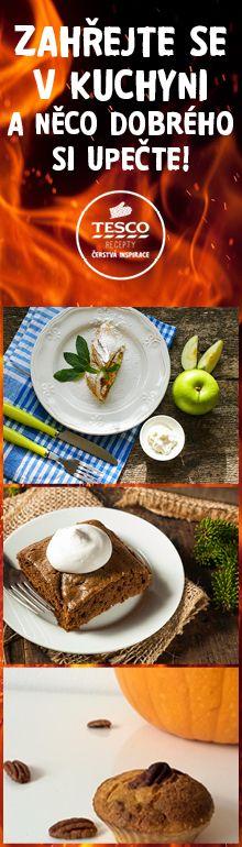 Zahřejte se v kuchyni při přípravě výborných jídel!