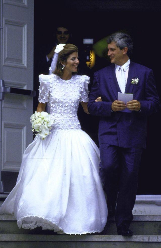 July 01, 1986: Caroline Kennedy and Edwin Schlossberg