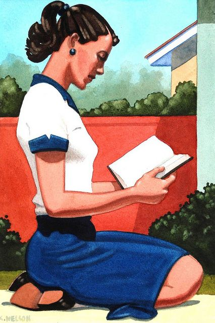 Kenton Nelson Paintings for Sale | Kenton Nelson | 2011 Off-the-Wall LIVE Auction Preview | Flickr ...