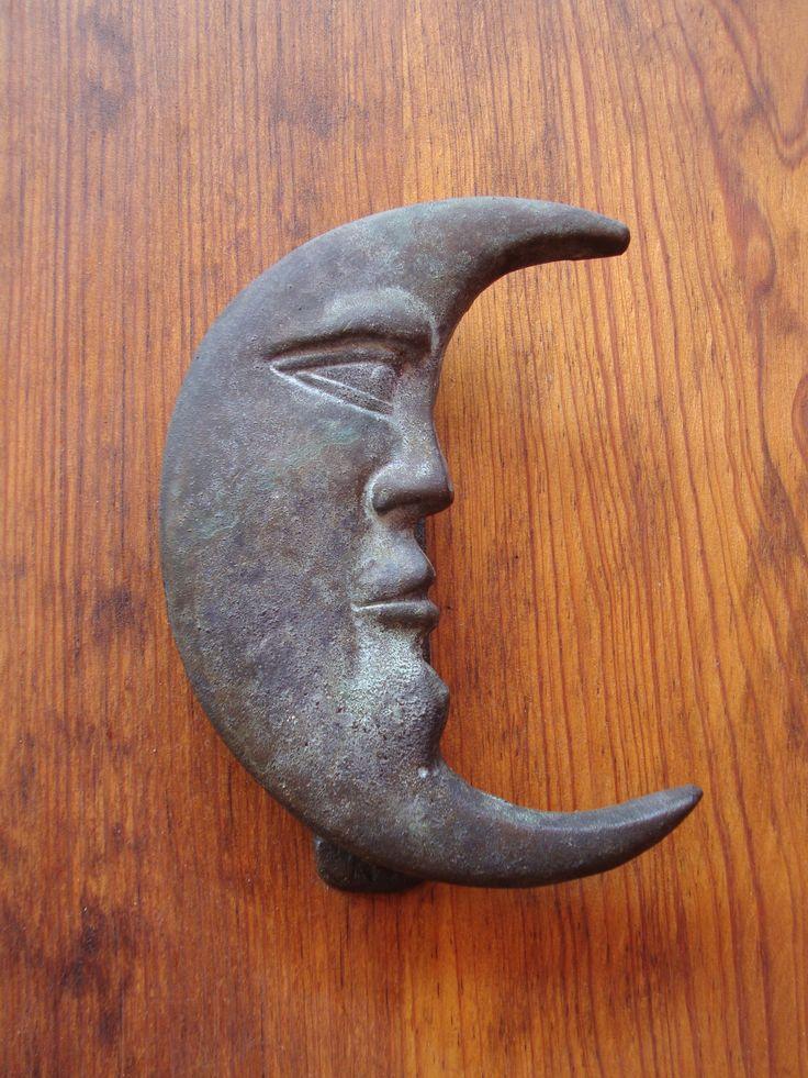 moon door knocker