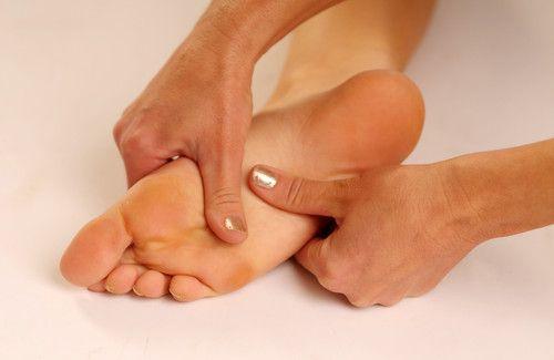 Tratamientos para el dolor en la planta de los pies