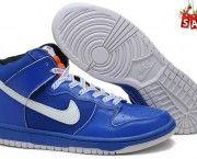 Good Material 2014 Black Mens Nike Dunk High Shoes 970204 XUSA