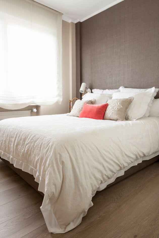 20 Dormitorios En Tonos Tierra Calidos Y Acogedores A Mas No Poder Dormitorios Decorar Dormitorios Decoracion De Unas
