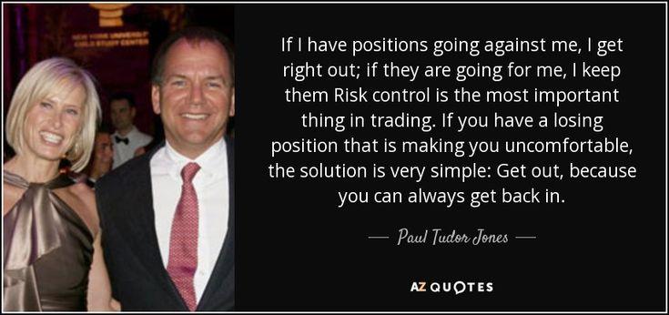 30 Best Paul Tudor Jones Quotes | A-Z Quotes