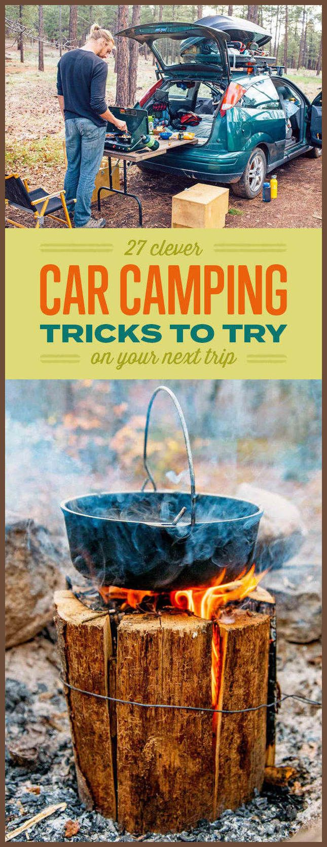 Camping Hacks - The Camping Checklist - Make Your Camping Experience More Enjoyable *** Click on the image for additional details. #holidayblues