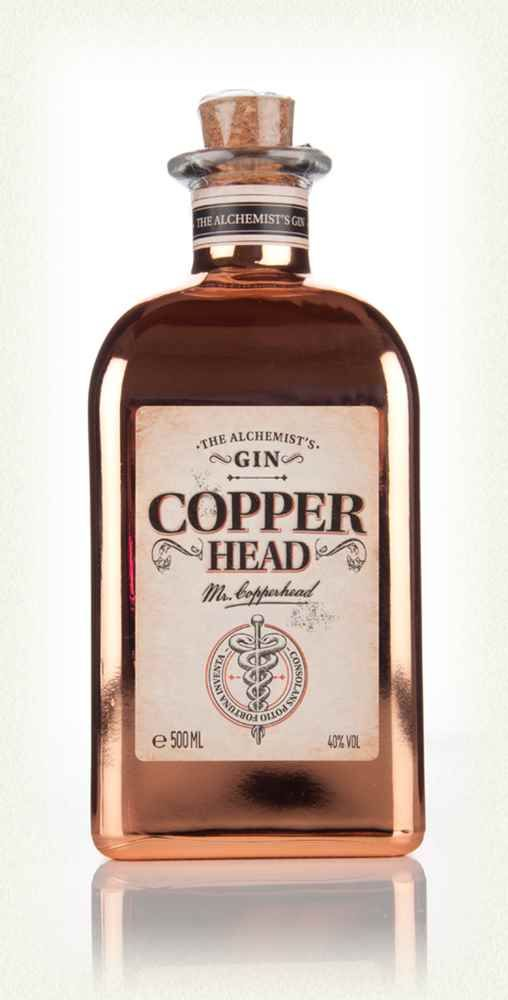 Copperhead Gin PD