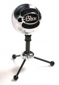Blue Microphones Snowball http://ehomerecordingstudio.com/usb-microphones/