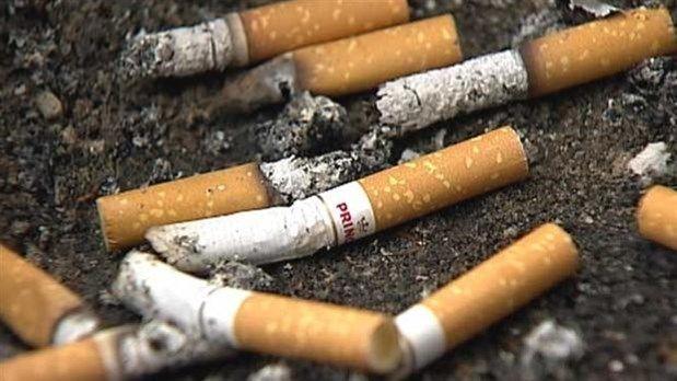 Cigaretskodder fjernes med et puf   Nyheder   DR
