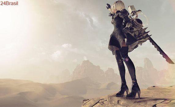 Nier: Automata não vai ter versão para Xbox One devido às baixas vendas no Japão