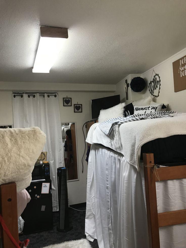 Sfa Steen Hall Dorm Room