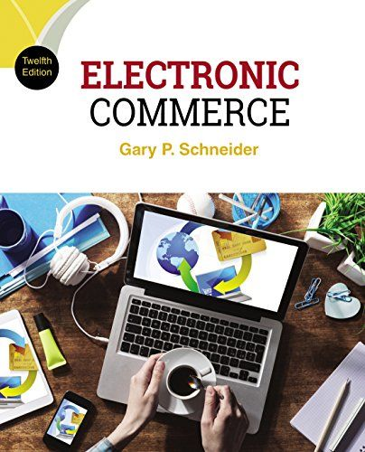 Electronic Commerce:   Readers explore the latest developments in online business with cutting-edge coverage, real examples, actual business cases, and hands-on applications found in the market-leading ELECTRONIC COMMERCE, 12E. This edition provides comprehensive coverage of emerging strategies, up-to-the-minute technologies, and the latest market developments. Readers gain an appreciation of the dynamics within this fast-paced industry as the book balances a presentation of technologi...