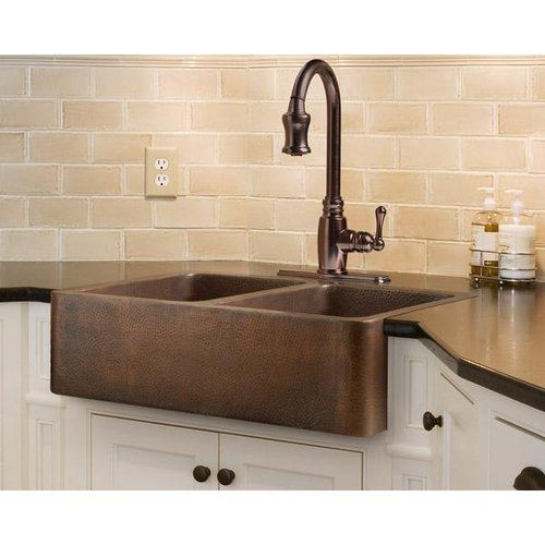 9 Vital Elements To Include In Your Farmhouse Kitchen: 1000+ Ideas About Copper Kitchen Sinks On Pinterest