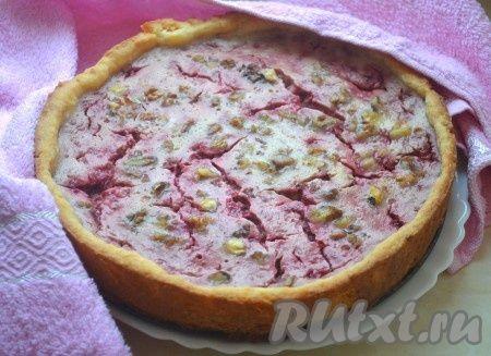 малиновый пирог       Малиновый пирог           Зимой так не хватает солнца и тепла. В это время года выручают ягодные пироги и десерты, которые напоминают о ярком лете. Предлагаю испечьмалиновый пирог, вкусный…