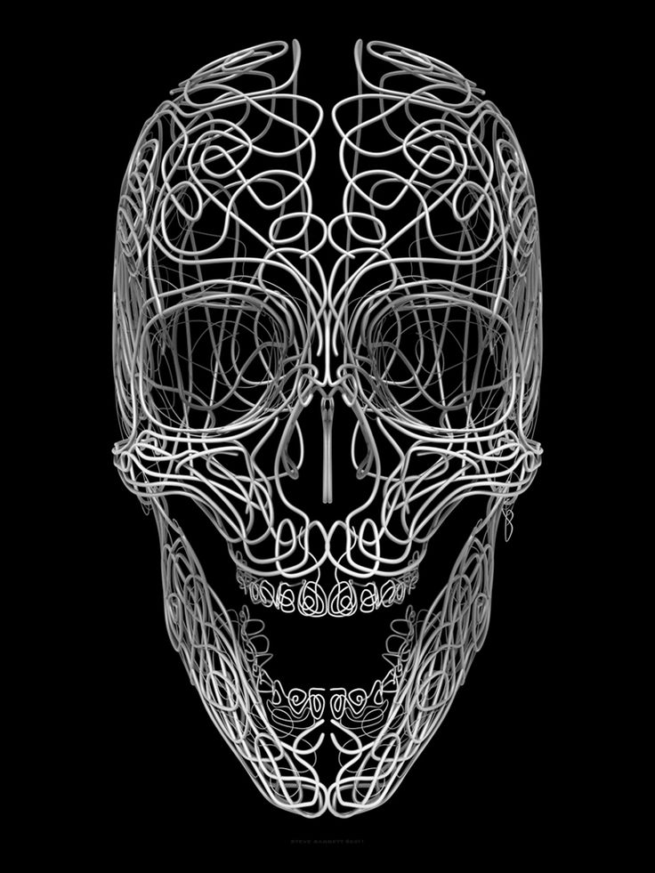 Luxology Gallery: Happy Skull | where dead men smile ...