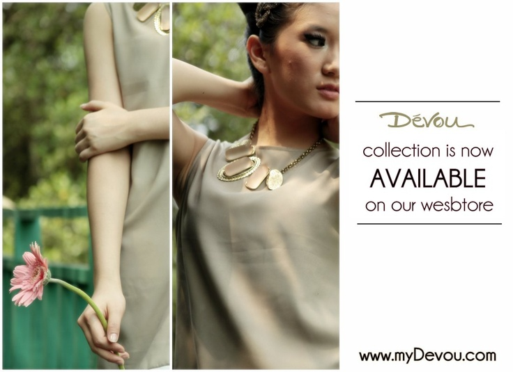 Good evening! How's your day so far? Stay confident and spirited! Here's another sneak peek of our collections.     More info and surprises, just visit our webstore: www.myDevou.com ♥