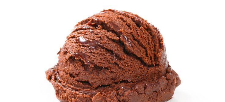 Čokoládová zmrzlina pre diabetikov