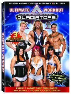 Work out like an American Gladiator!