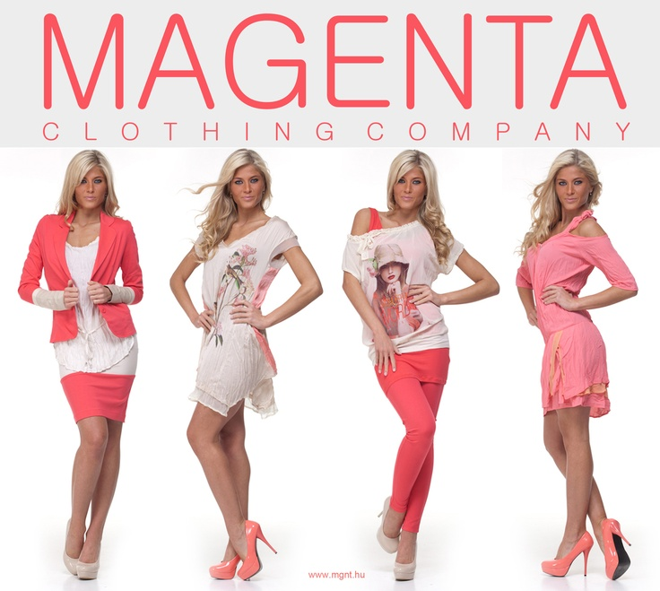 Magenta weekly collection