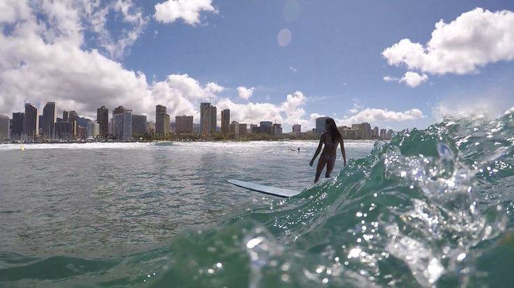 GONAMINORI - September 6, 2017 Hawaii Surf Report