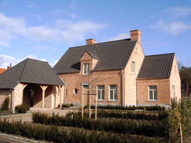 Do Modus Architectenbureau - Projecten: Nieuwbouw: eengezinswoning in pastoriestijl