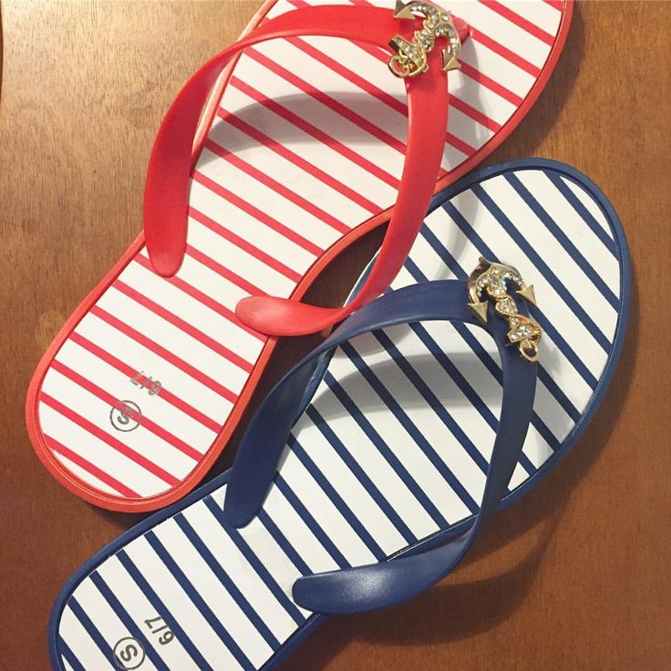 """7 Likes, 1 Comments - Amanda Vitale (@theaestheticedge) on Instagram: """"#nautical #sandals! ⚓️#sailor #anchor #shoes #footwear #style #fashion #summer #shoestagram…"""""""
