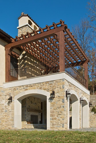 Top 25 ideas about second story deck on pinterest french for Terrace 2nd floor design