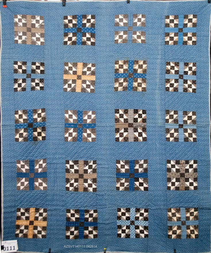 Grandma's quilt cc 1876-1900