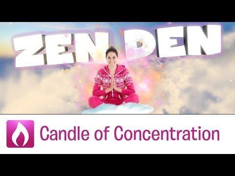 Cosmic Kids Zen Den - mindfulness meditation for kids: 'Candle of Concentration'YouTube videos