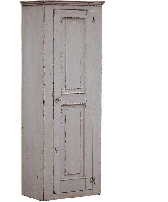Farmhouse kitchen primitive cupboard painted by JosephSpinaleFurn, $950.00