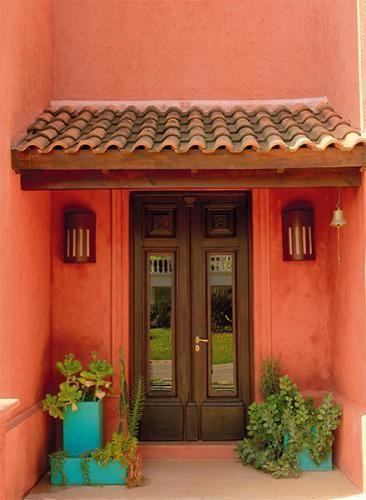 17 mejores ideas sobre planos de casas de madera en for Pinturas exteriores colores de moda