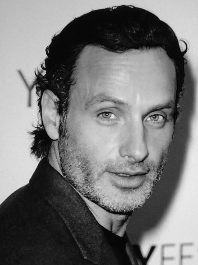 Andrew Lincoln  aka: The Ringleader