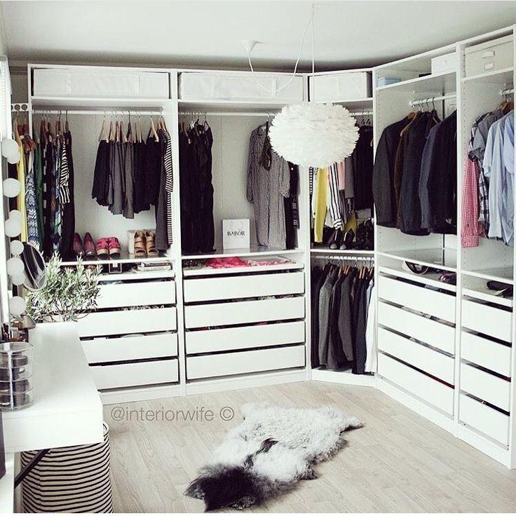 41 besten kleiderschrank Bilder auf Pinterest | Ankleidezimmer ...