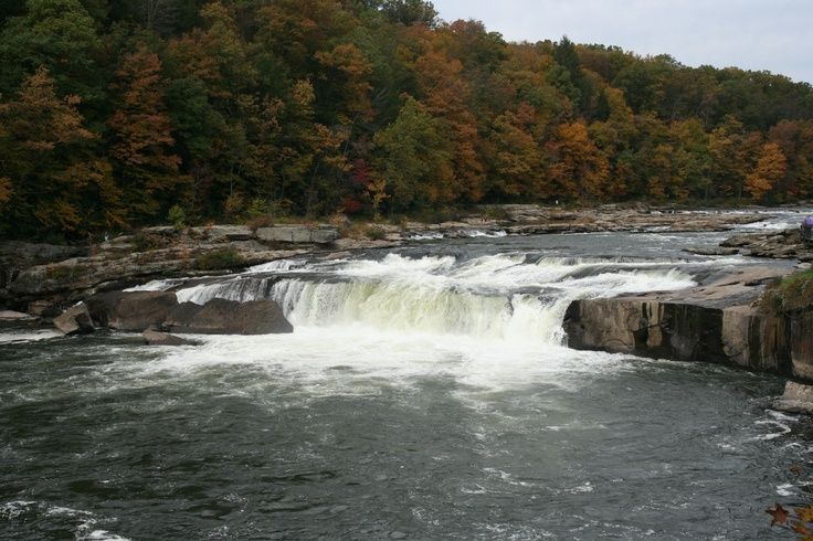 Ohiopyle In Fayette County Pa Campgrounds In Our Area