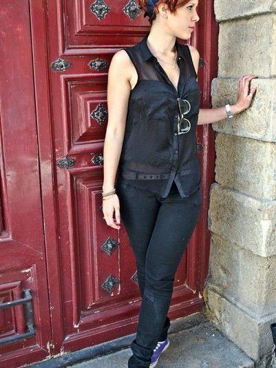 Red Door par @Nuance Stone De Filles
