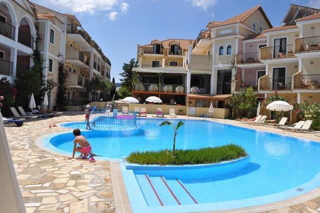 CK Alexandria - zájezdy, dovolená u moře a lastminute: Řecko - Strofades Beach Alexandria Club