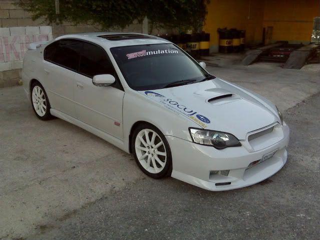 Subaru Legacy Spec-B
