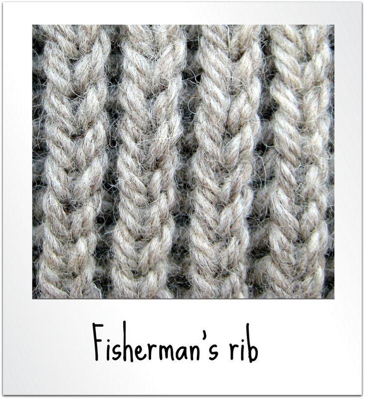 Fisherman's rib (A)