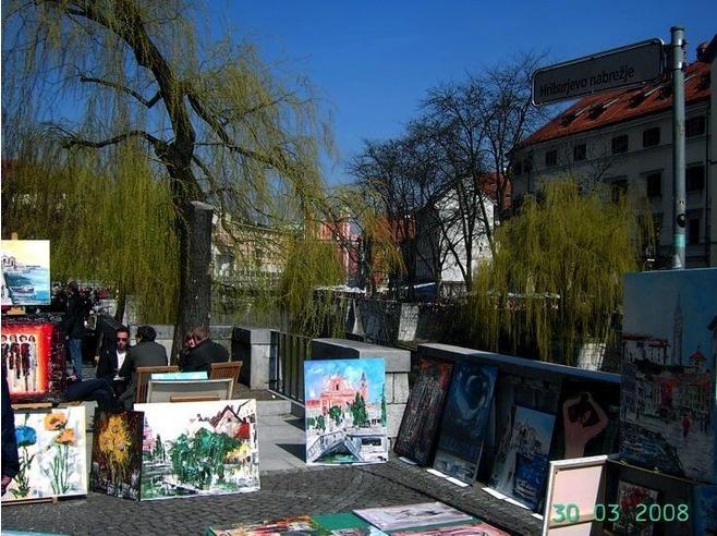 Ljubljana Sunday Flea Market